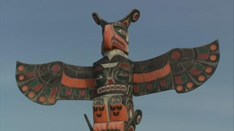 Totem quando i nativi delle americhe scolpivano il cedro - Totem palo modelli per bambini ...