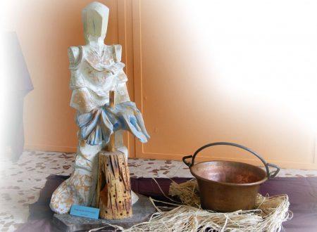 Mostra personale di scultura di Enrico Rimoldi