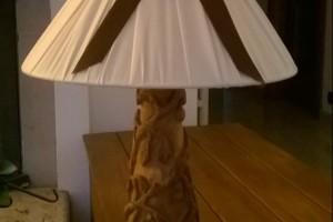 La mia lampada.