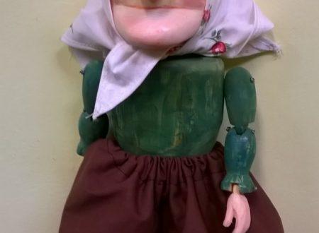 Marionette in legno e fantasia.
